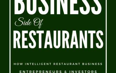"""Local Author lifts the curtain to """"The Business Side of Restaurants"""" in new book"""